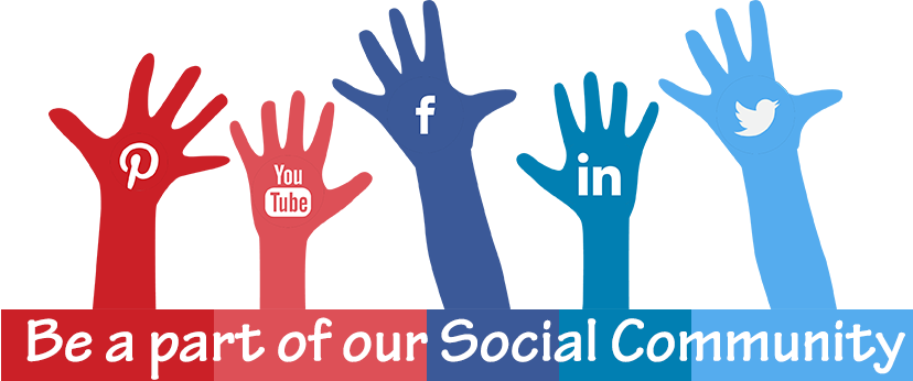 social-networks-icons-of-pinterest-youtube-facebook-linkedin-twitter